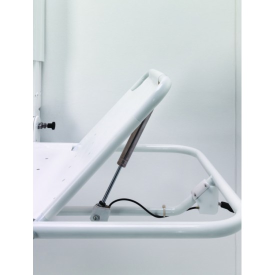 Freeway Easi-Lift Adjustable Height Shower Stretcher (electric) With Headrest