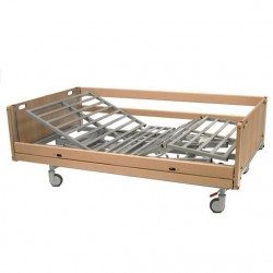 Invacare Octave Bariatric Profiling Bed