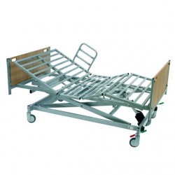 Invacare Octave Bariatric Bed (without side rails)
