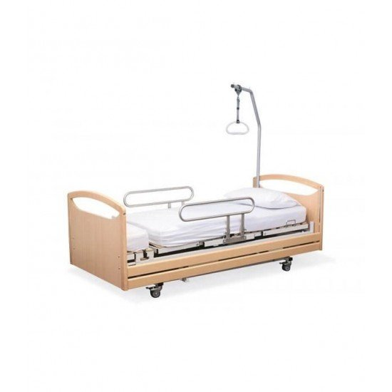 Apex Rota-Pro Bariatric Low Chair Bed