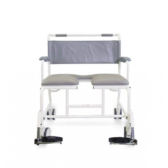 Bariatric Shower Commode - SWL 350Kg