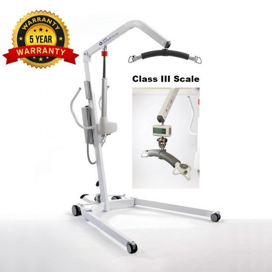 Mobile Hoist and Weighing Scale Package