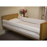 MRSA Resistant Full Length Bed Rail Protectors