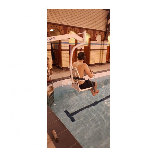 Oxford Dipper Manual Pool hoist with Ranger Seat