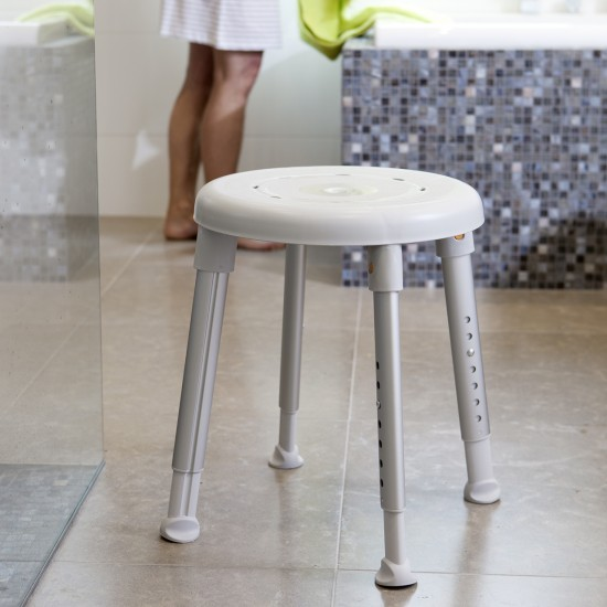 Etac Easy Shower Stool (blue)