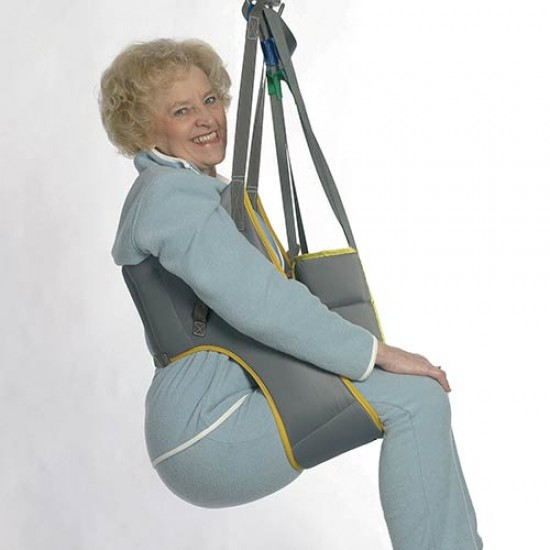 Invacare Dress Toilet Sling - Polyester