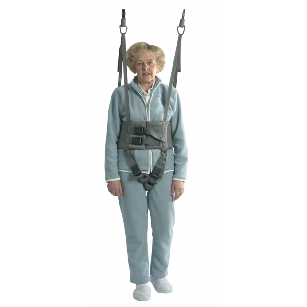 Invacare Standing Transfer Vest with Groin Band