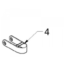04 - Safety Latch - Chair Support