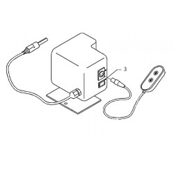 03 - Emergency raise switch - wired (new switch - Oblong)