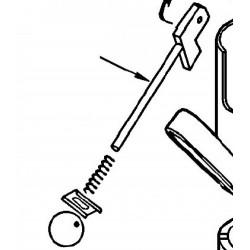 15 - Locking handle complete
