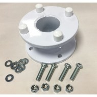 75mm column extension (complete with fixings) kit