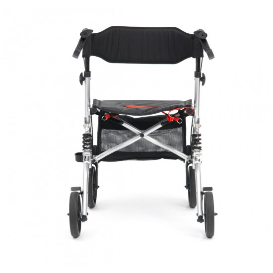 Drive Rollator Frame With Suspension
