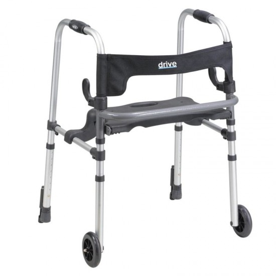 Clever Lite Walking Frame With Seat
