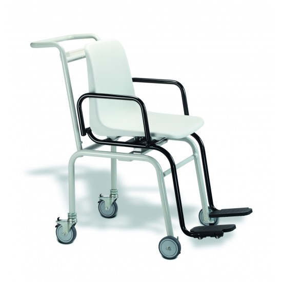 Digital Chair Scale With Swivelling Arm And Foot Rests