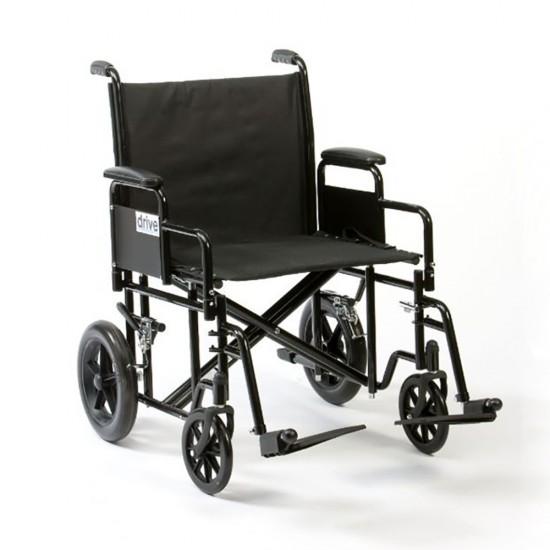 Bariatric Travel Wheelchair