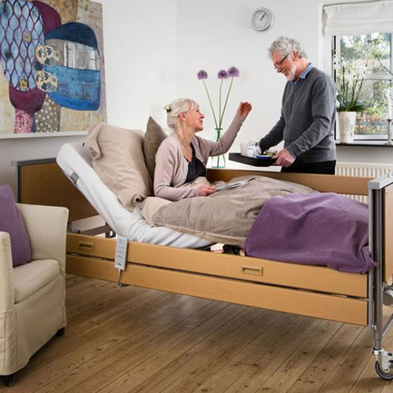 Invacare Accent Community Hospital Bed